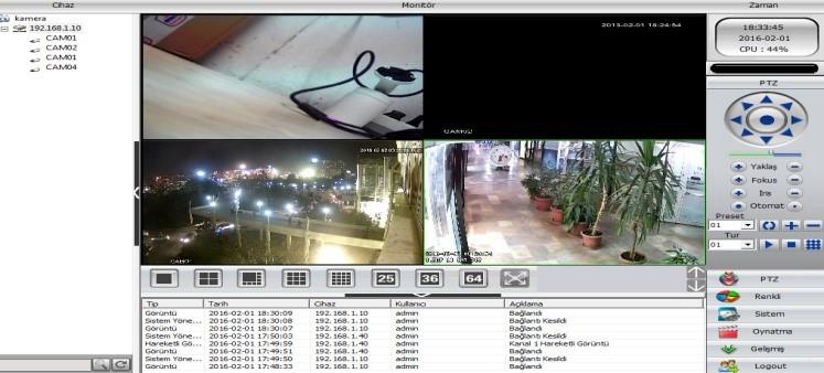 Xmeye cihazları CMS üzerinden izleme - Güvenlik Okulu