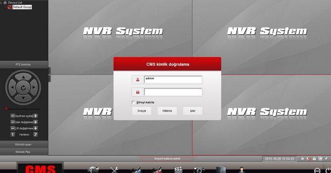 Nvsip CMS 2.0