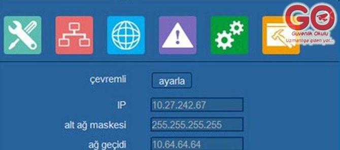 NVSIP WOC SERİSİ KAYIT CİHAZLARINDA 3G KULLANIM KILAVUZU