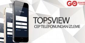 WONDERCAM MARKA TOPSVIEW'LI KAYIT CİHAZLARINI CEP TELEFONUNDAN İZLEME