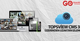 Topsview CMS 3 Üzerinden Uzaktan İzleme