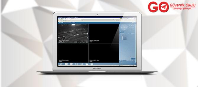 Kameraları NVSİP.COM' DAN İzleme