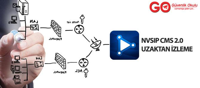 NVSİP CMS 2.0 UZAKTAN İZLEME