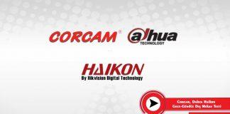 Corcam, Dahua Haikon Gece-Gündüz Dış Mekan Testi