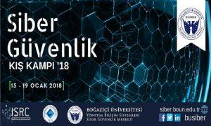 2018 Siber Güvenlik Kış Kampı