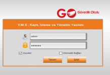 Topsview Yeni VMS İle Uzak İzleme