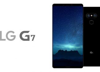lg g7 tanıtımı yapıldı.