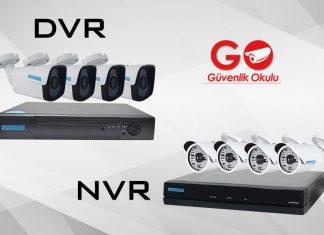 DVR ve NVR Kayıt Cihazı Fiyatları Neye Göre Değişir