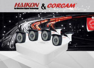 Haikon ve Corcam'den Ortak Proje