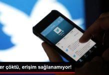 Twitter'a Dünya Genelinde Giriş Sağlanamıyor