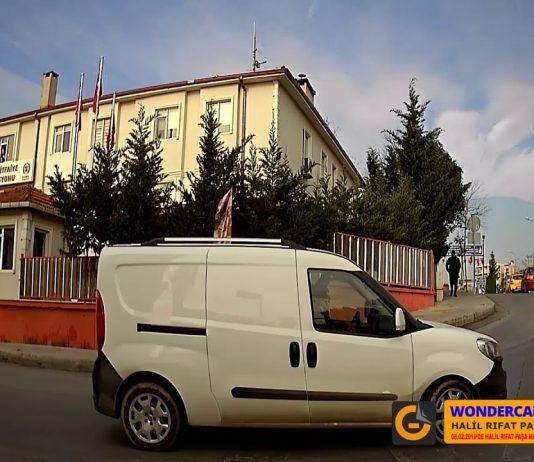 WONDERCAM WOC-48M 2000 AHD Kamera Demo Çekimi