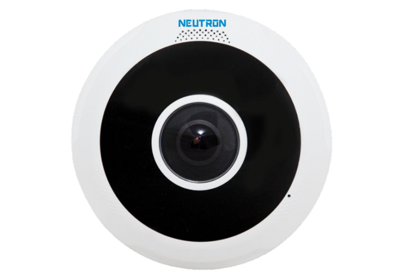 IPC868ER-VF18 Neutron Ultra HD Fisheye IP Kamera