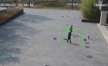 Tiandy Kameralarda Otomatik Algılama Sistemi