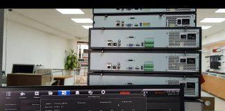 Corcam 8000 Serisi Video Analizli Kamera ve NVR'da Kayıp Nesne Testi